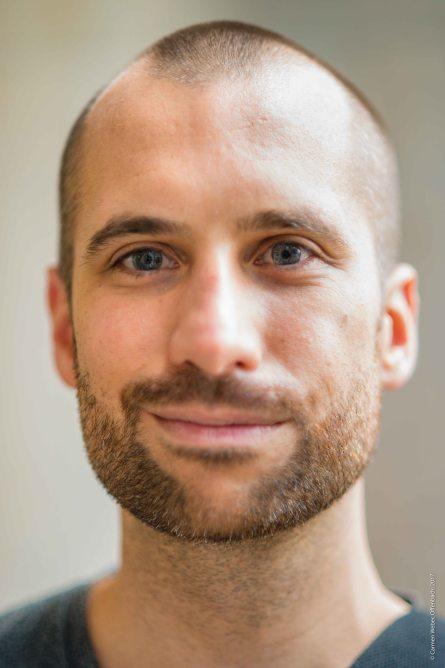 Portrait Ben Diemann